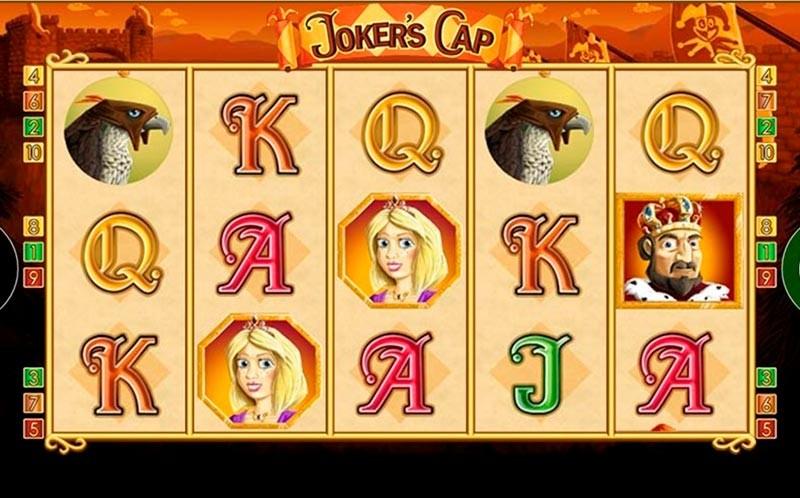 Jokers Cap Slot