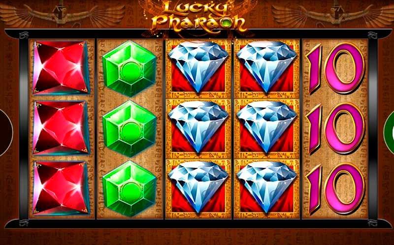 Lucky Pharaoh Slot