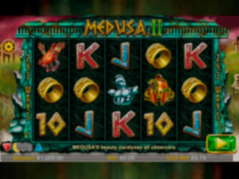 Medusa 2 Slot