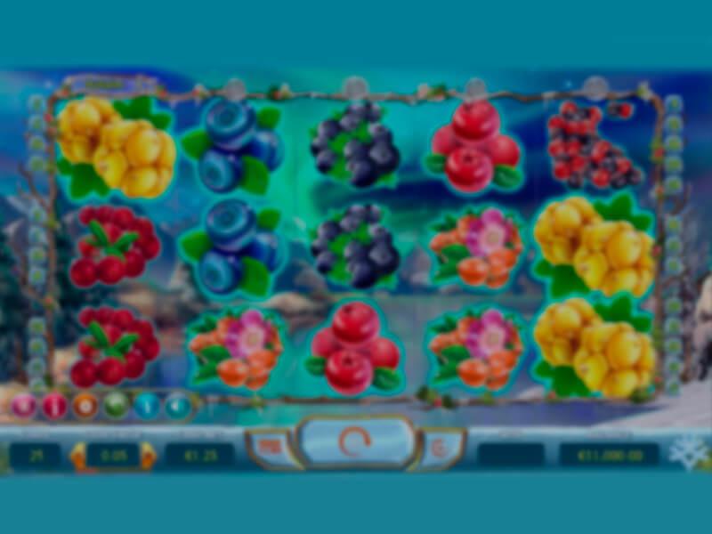 Winterberries Slot