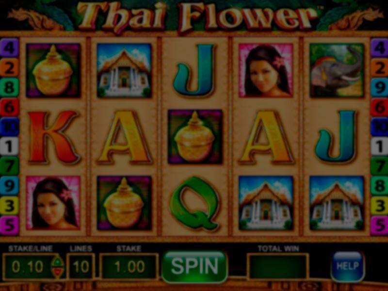 Thai Flower Slot