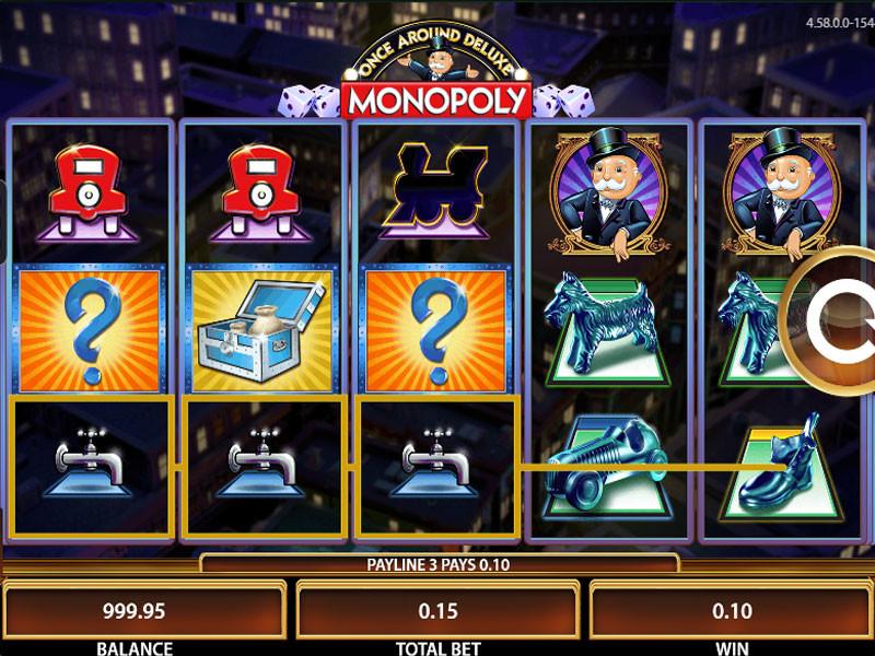 Monopoly Slot